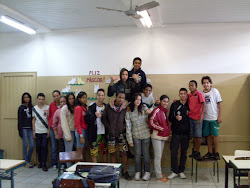 Alunos 8E