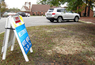 Precinct workers say voter turnout strong