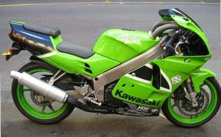 Gambar Kawasaki ZX-2R
