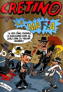 Cretino 39 digital 12 mafia