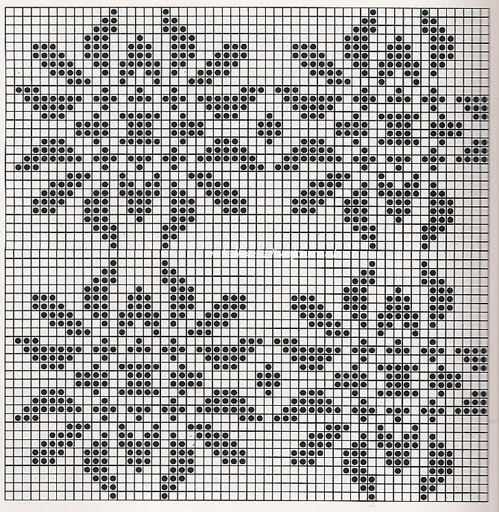 Дневники вязание филейное вязание 24