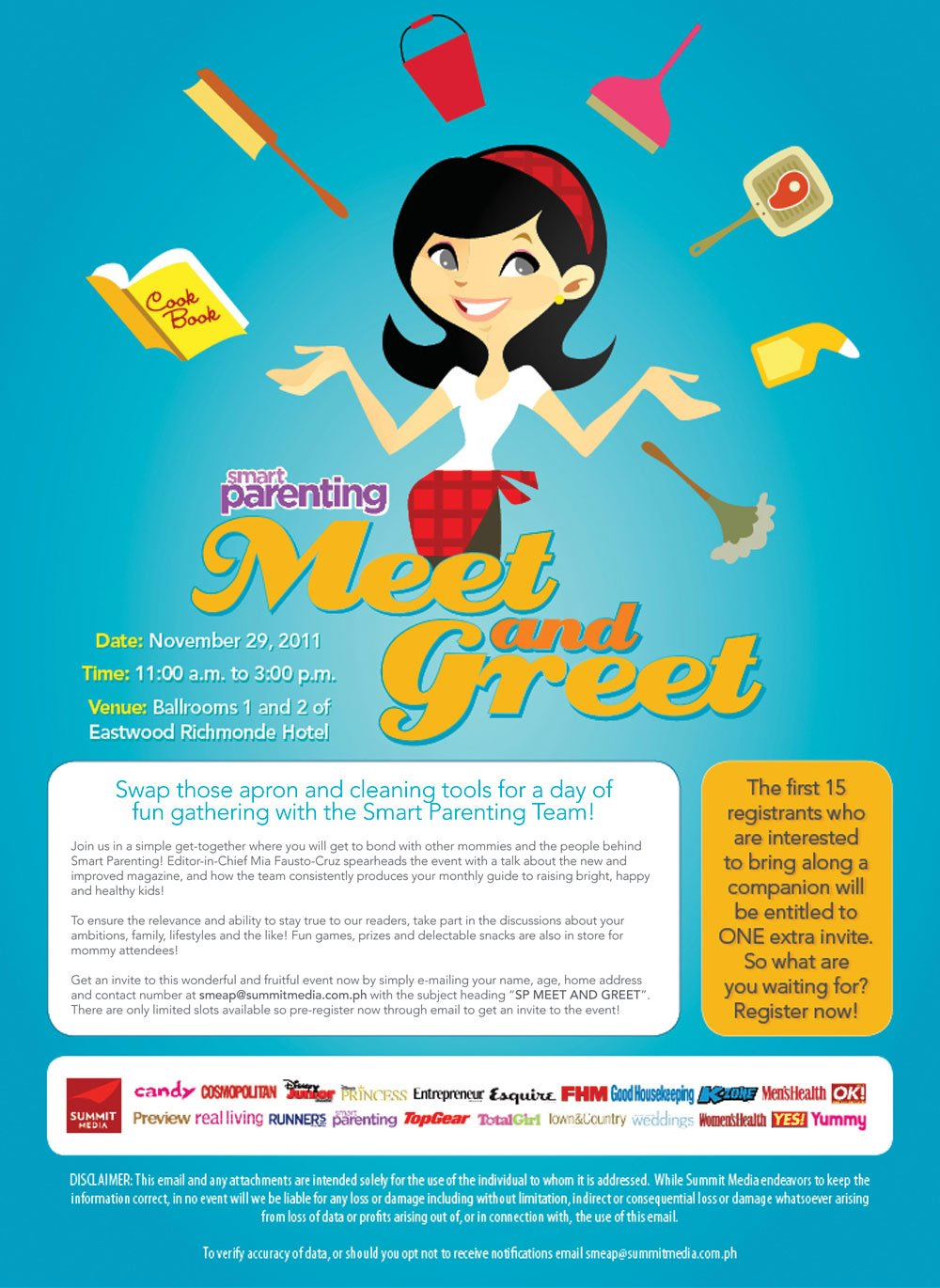 Mommygiay Smart Parenting Meet And Greet
