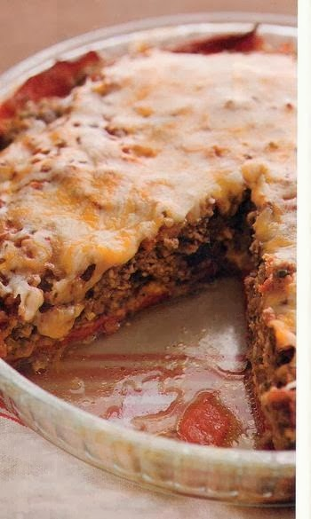Meat Loaf Pie Recipe — Dishmaps