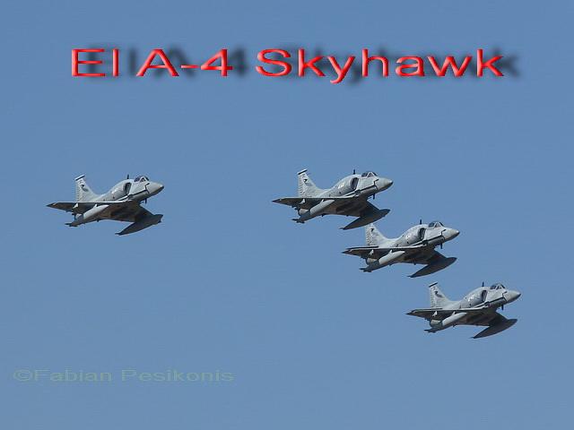 El A-4 Skyhawk