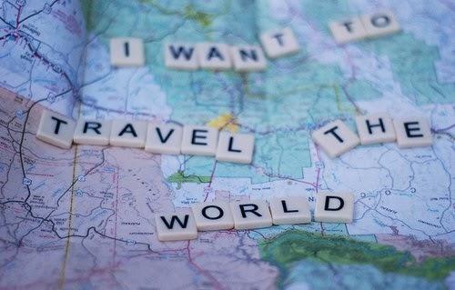 Viajar? Vem comigo!
