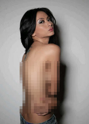 Foto+Hot+Pose+Topless+Shanli+Girlband+%27SPICY%27 Inilah Foto Seksi dan HOT Shanli Girlband Spicy Indonesia
