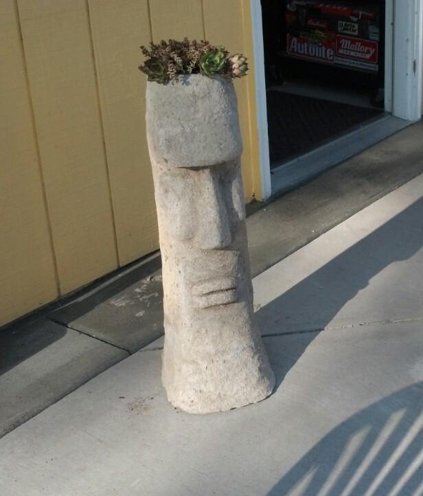 Make Lightweight Concrete : Making lightweight concrete planters home improvement