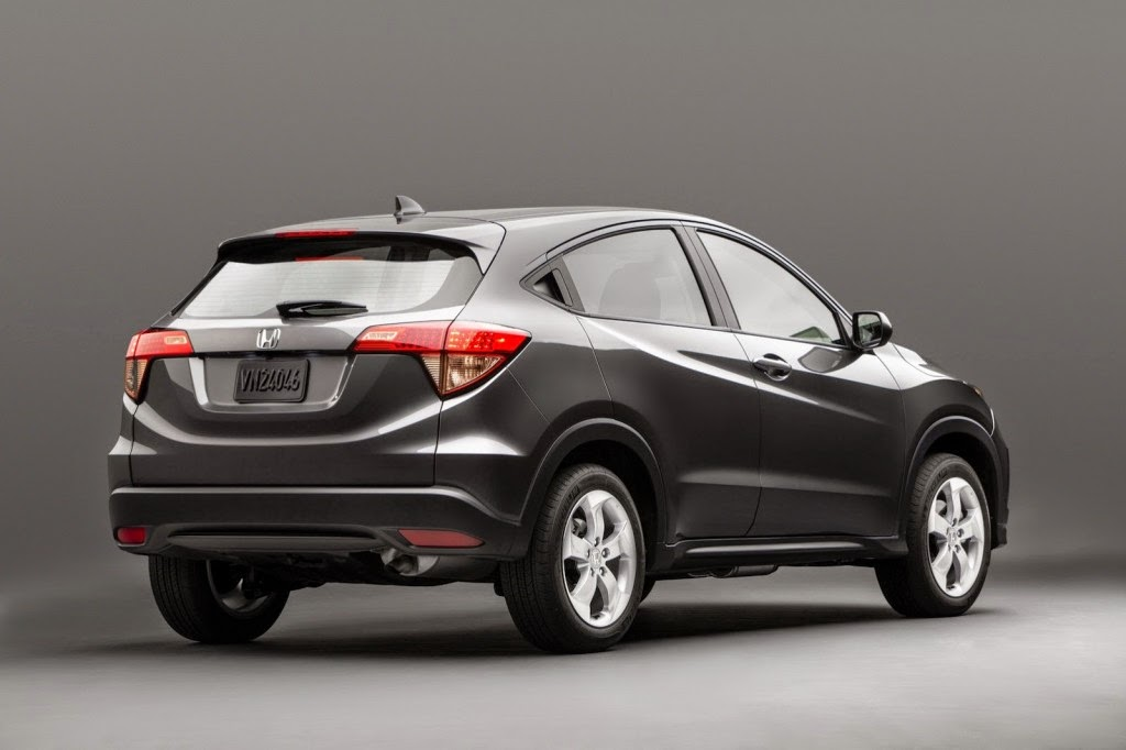 Honda HR-V Indonesia