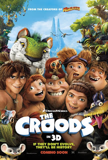 The Croods New Poster