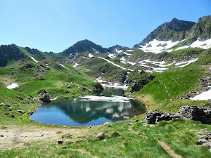 Lacs autour du Chiroulet