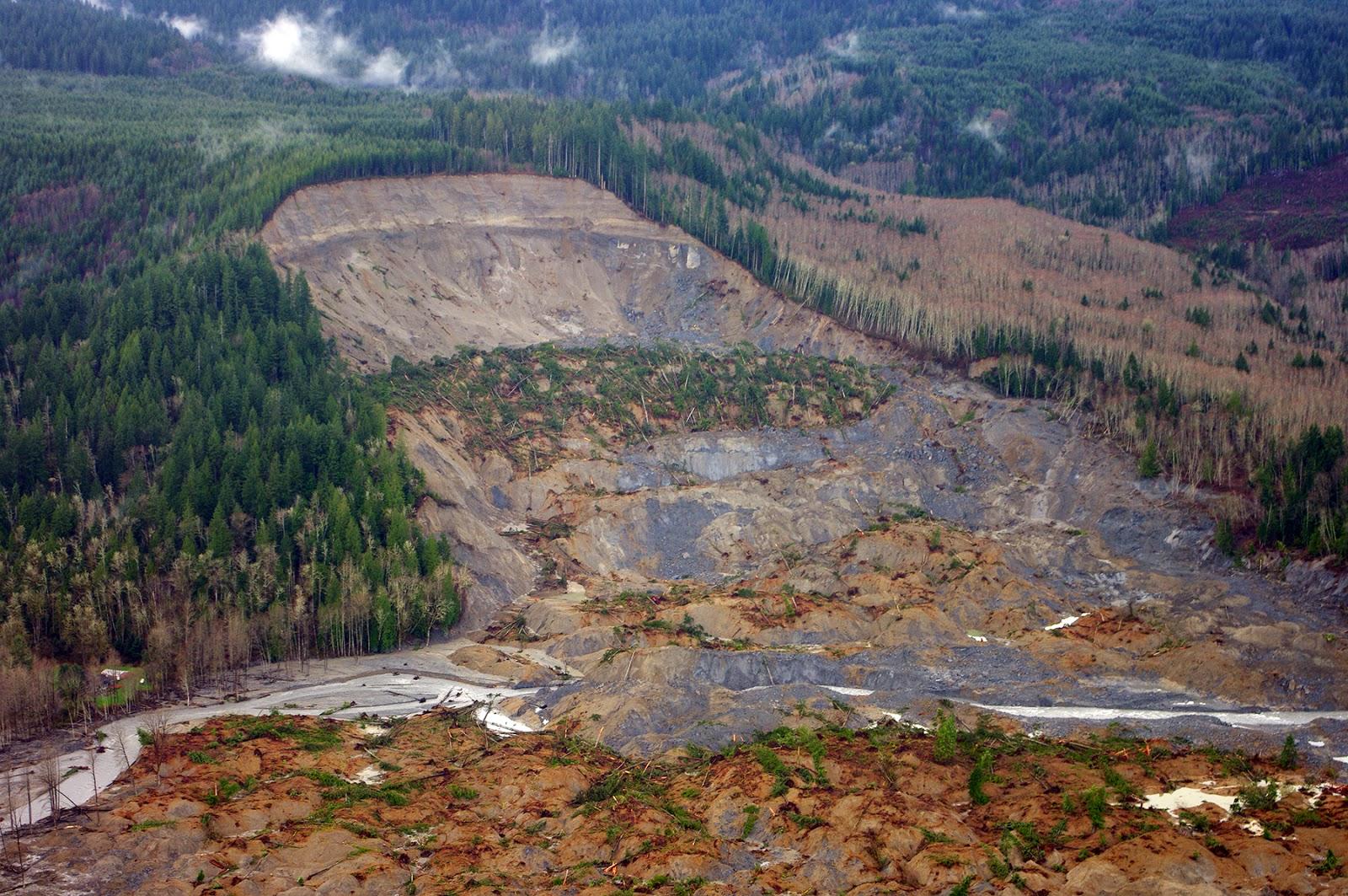 Geog100 2 Landforms And Environmental Hazards
