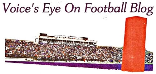 Voice&#39;s Eye on Football Blog