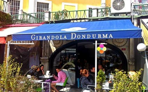 İstanbul'un En İyi Dondurmacıları / Girandola