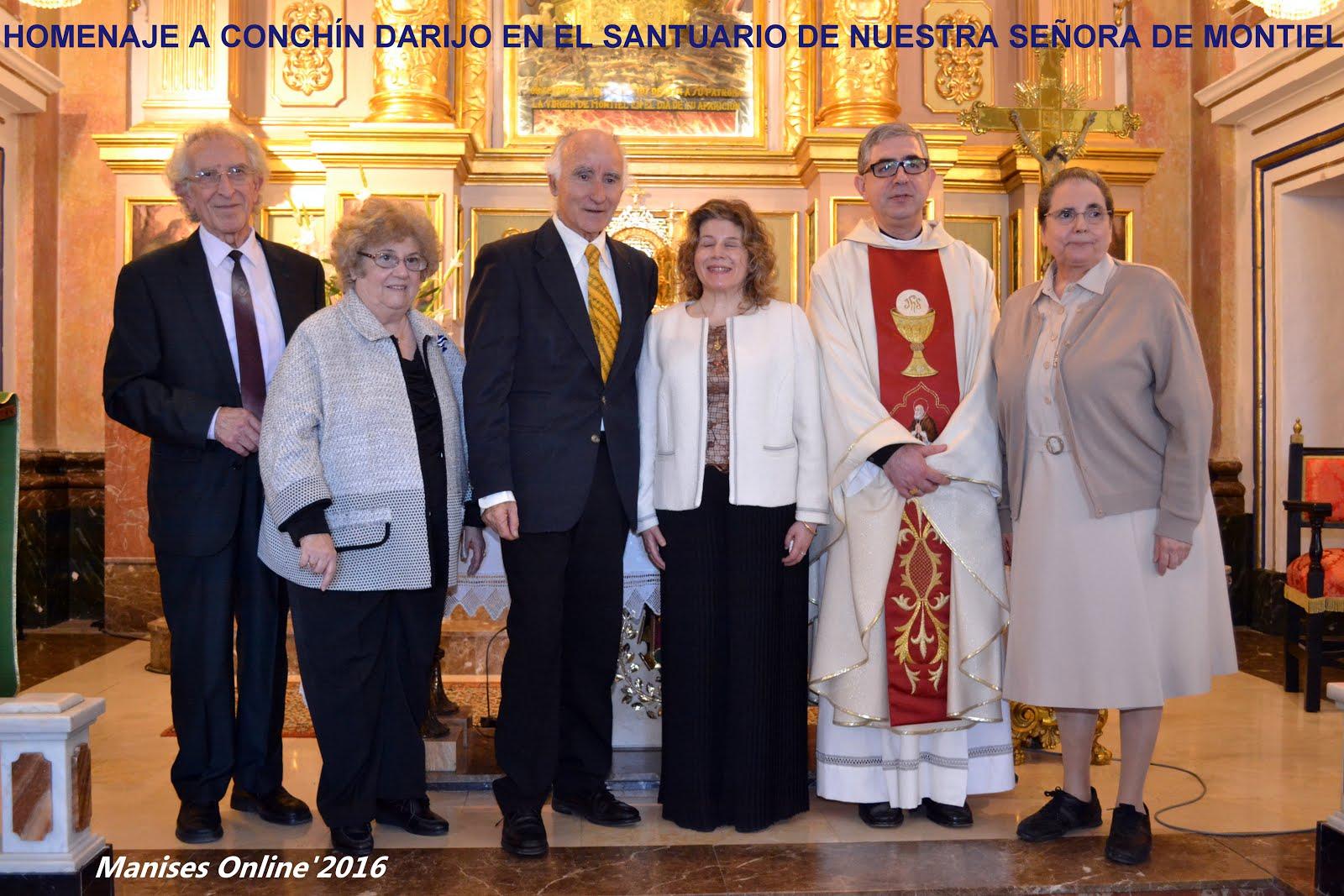 06.11.16 HOMENAJE A CONCHÍN DARIJO EN EL SANTUARIO DE NTRA SEÑORA DE MONTIEL EN BENAGUASIL