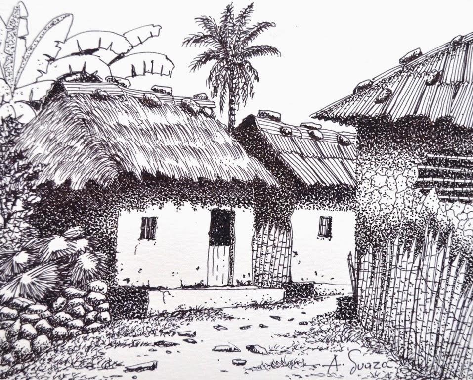 dibujos-de-paisajes-con-plumilla