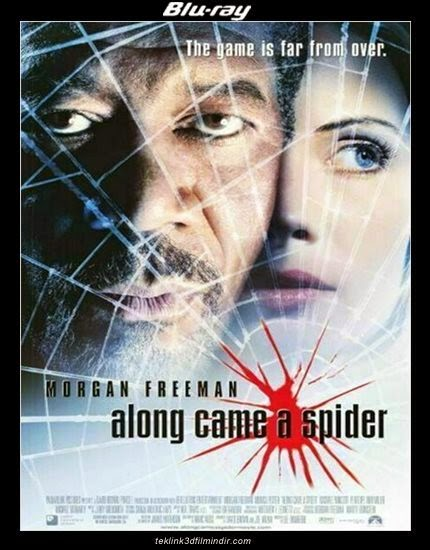 Along Came a Spider - Örümceğin Maskesi (2001) afis