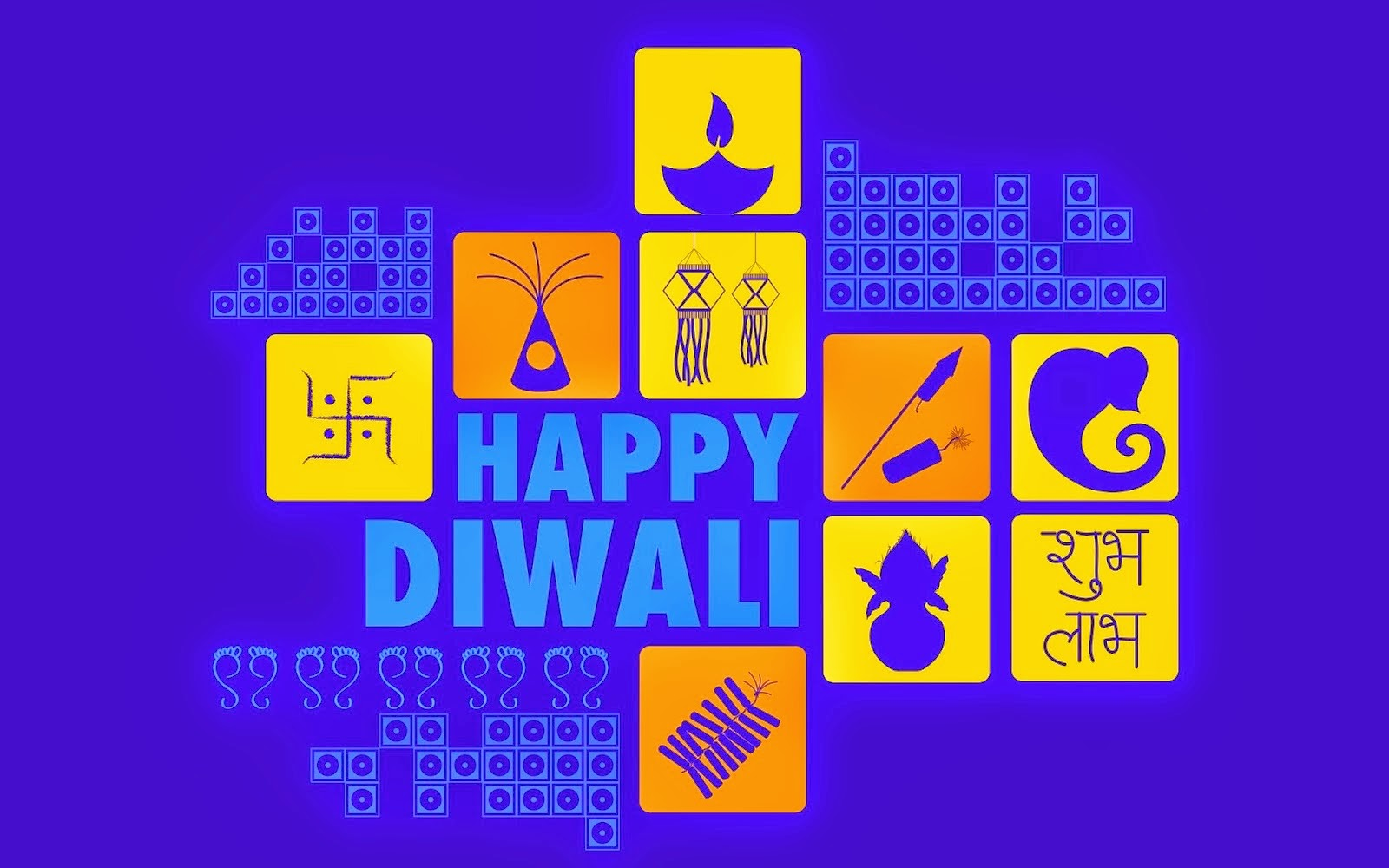 Happy Diwali Wallpapers 2014 for Desktop HD Download