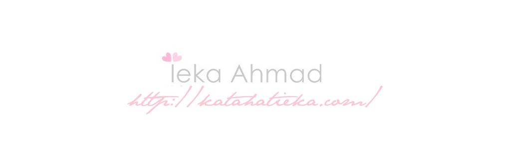 Ieka Ahmad