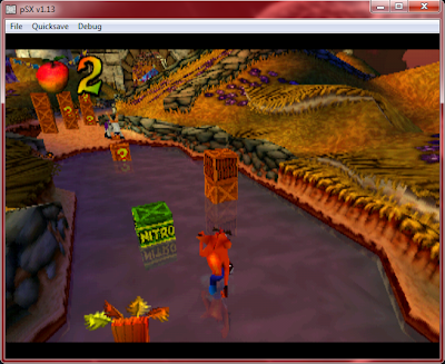 Crash Bandicoot 3 Warped PS1 For PC