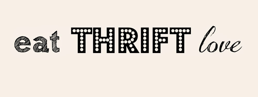 Eat Thrift Love with Bles-id