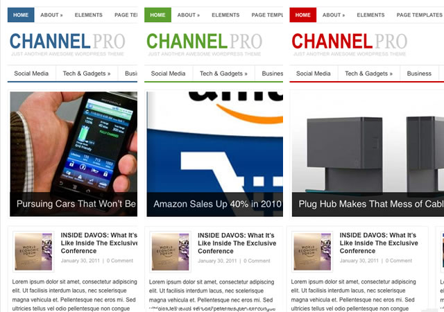 ChannelPro - Magazine Wordpress Theme Free Download by ThemeJunkie.
