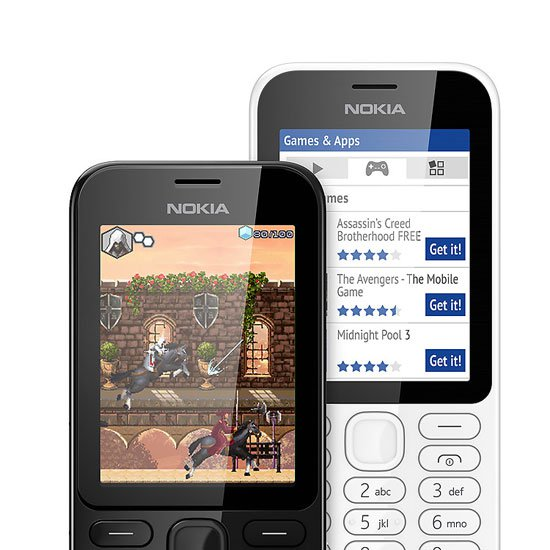 مايكروسوفت تطرح هاتفًا جديدا بسعر 37 دولار