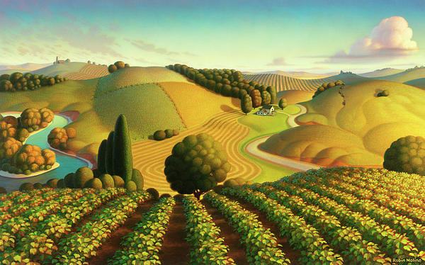 Grant Wood S Most Famous Painting