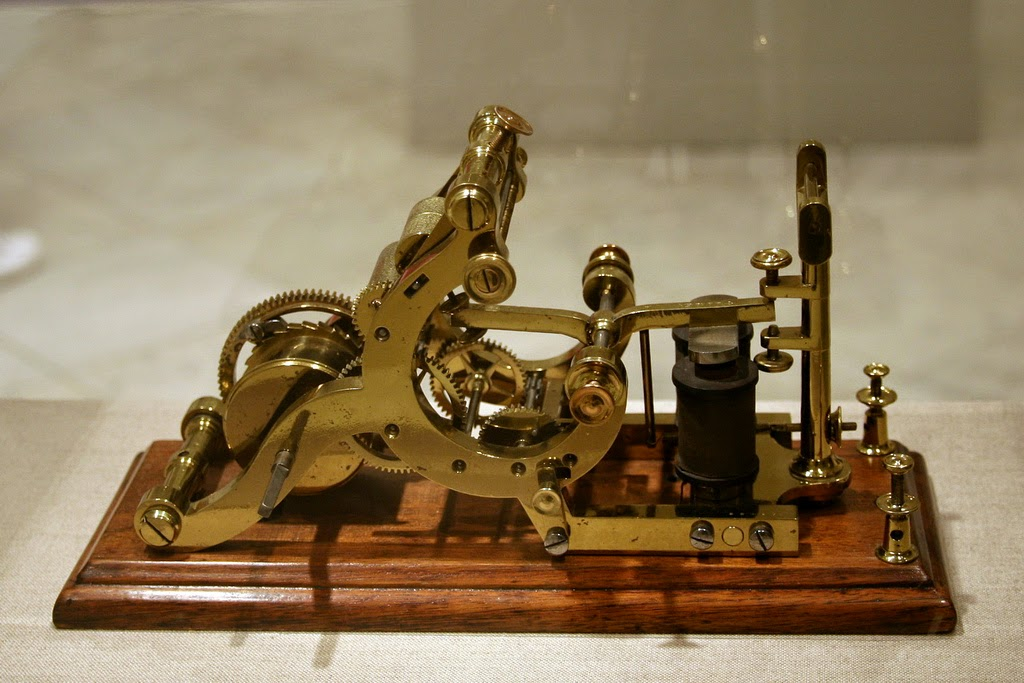 Sherlock Holmes was partial to telegrams