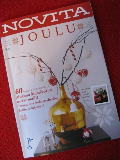 novita joulu 2018 Heivatut kudelmat: Novita Joulu 2012 novita joulu 2018