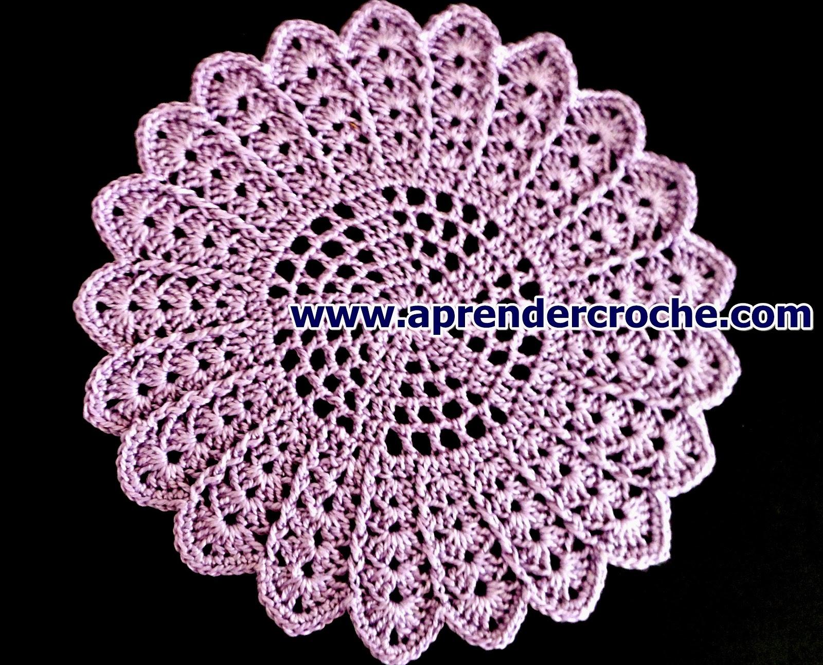 toalhinhas aprender croche toalhas violeta dvd loja curso de croche frete gratis
