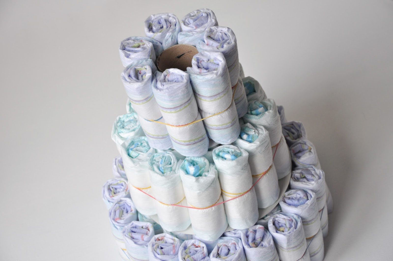 How To Make Your Own Nappy Cake