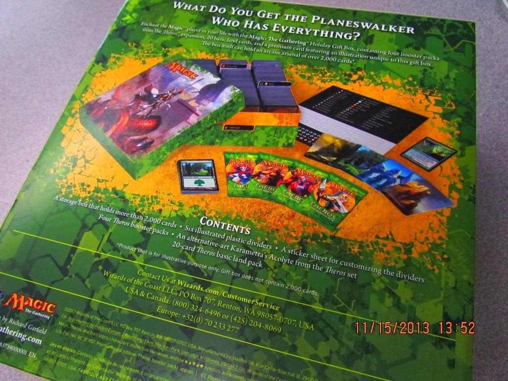 MTG Realm: Theros Holiday Gift Box