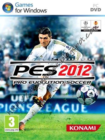 Free Download Games - Pro Evolution Soccer 2012