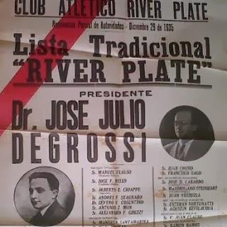 La Tradicional gana por primera ver las elecciones en el Club Atlético River Plate y se empieza la