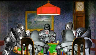 Bots Playing Poker