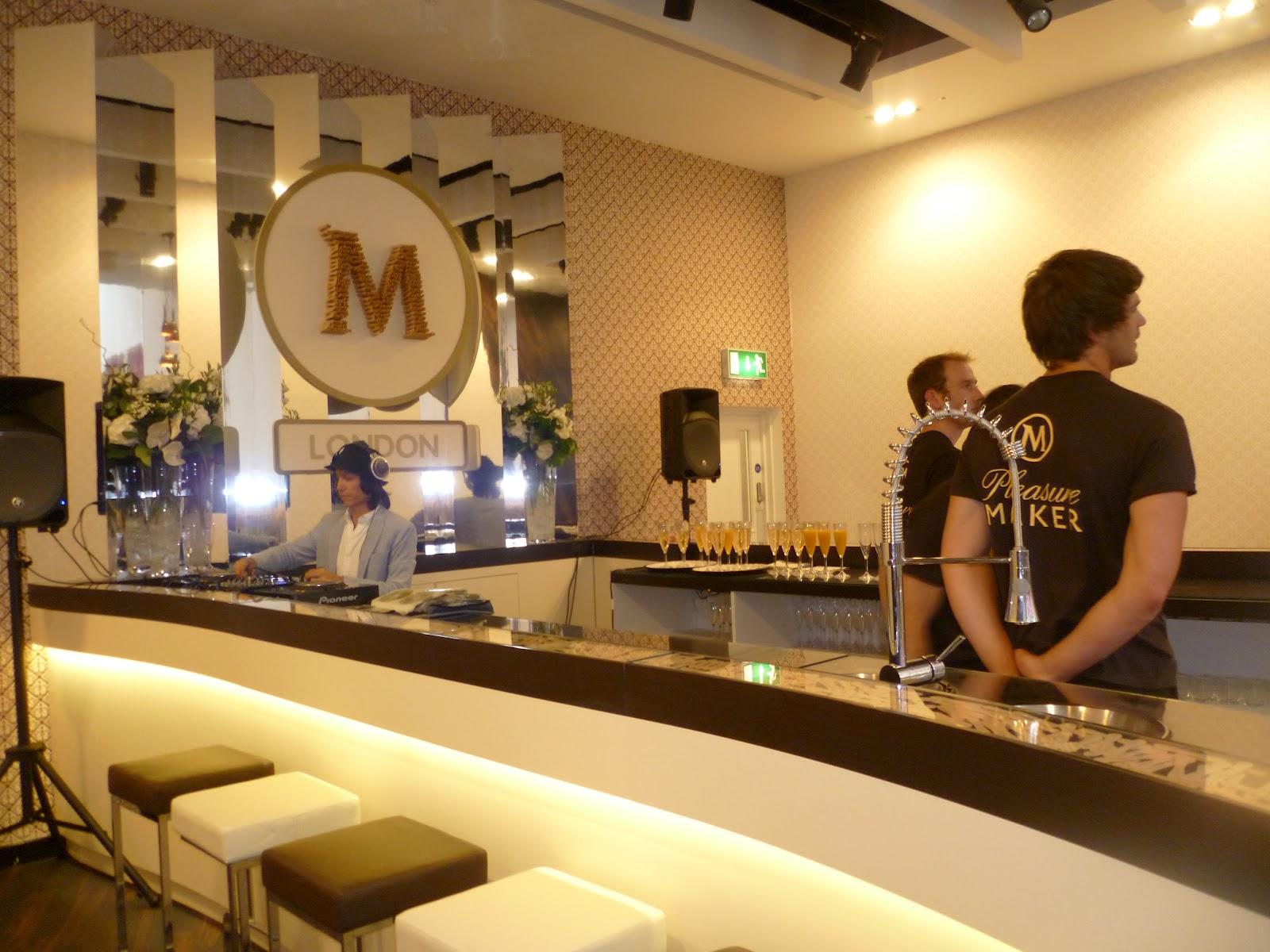 London foodie launch event magnum pop up shop westfield for Magnum pop up shop