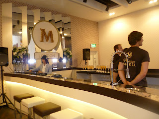 London foodie launch event magnum pop up shop westfield for Magnum pop up store