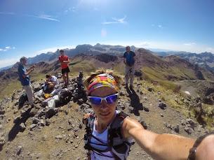 Entrenos Trail Pirineos Anayet 2545m
