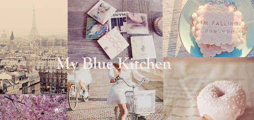 My Blue Kitchen