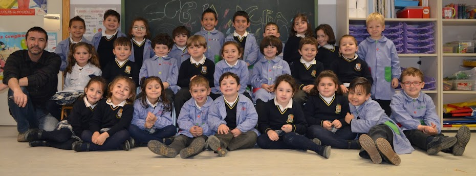 Educación Infantil 3º B Guadalupe