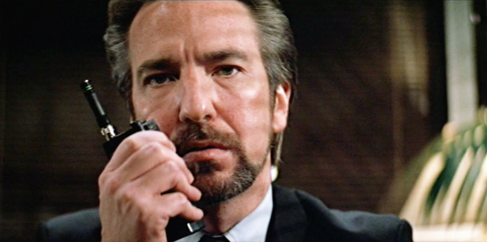 'I do take my work seriously and the way to do that is not to take yourself too seriously.' – Alan Rickman 1946 – 2016