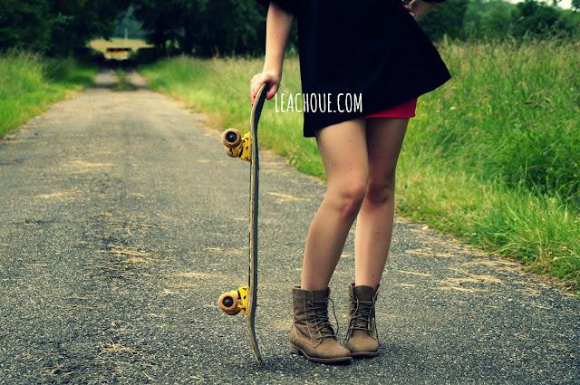 Skate, tenue de skate