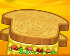 Papa Peynirli Sandviç Yeni