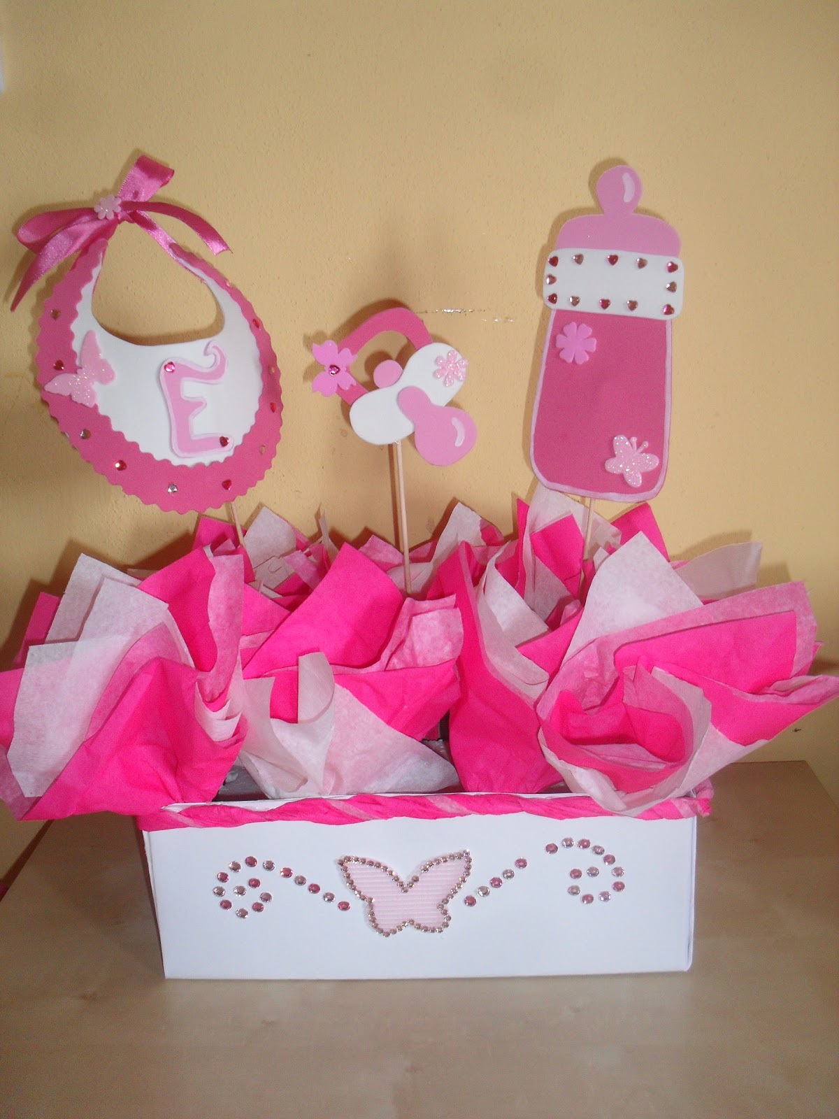 imagenes de decoracion de baby shower