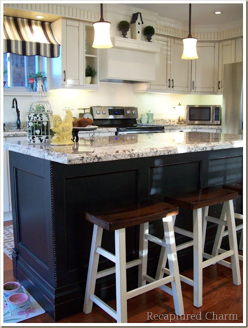 Green Willow Pond Dream Kitchen On A Shoestring