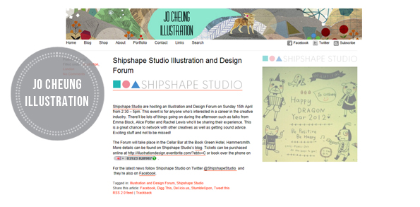 illustration design forum