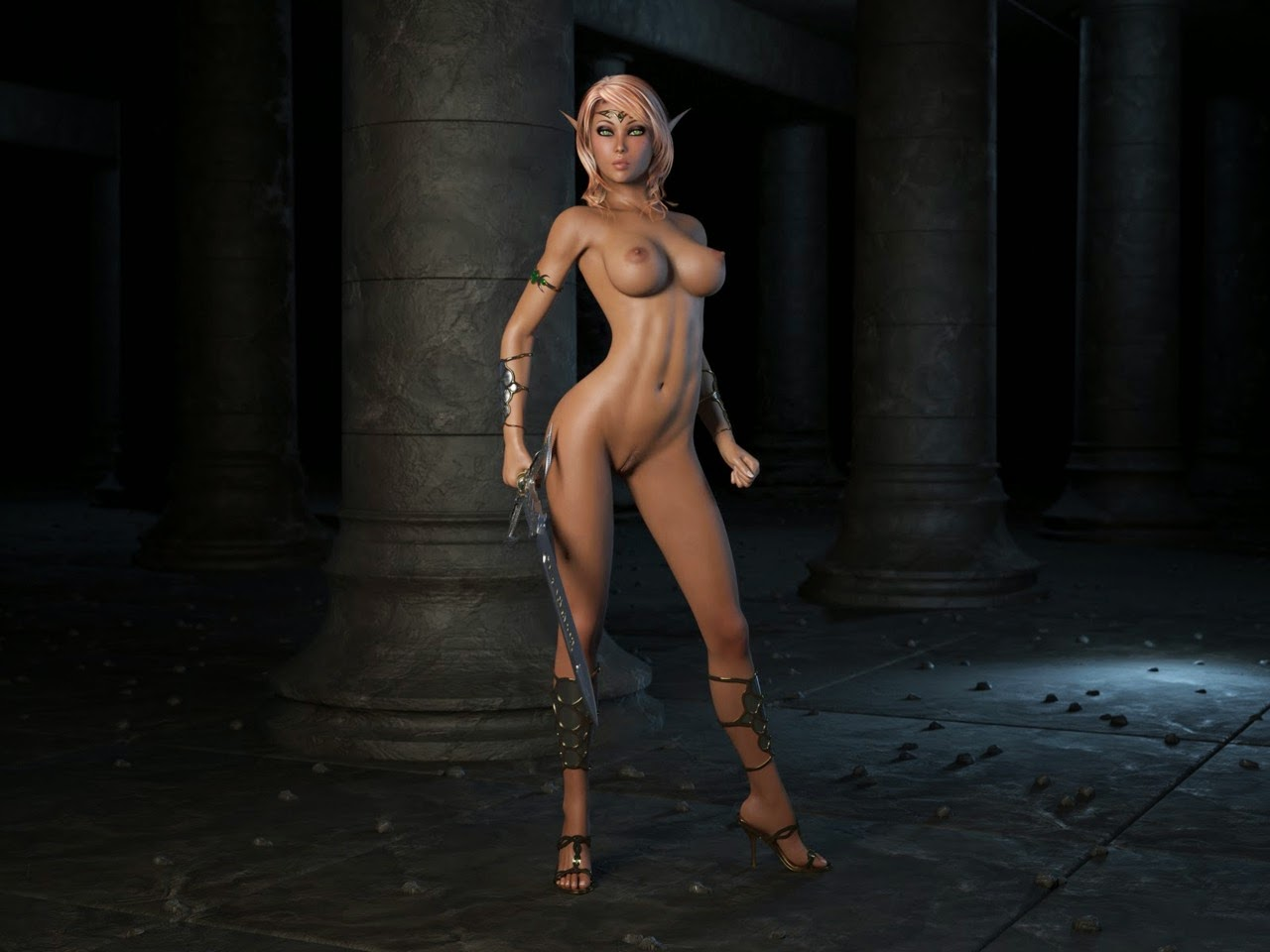 3d elf princess erotic picture sexual film