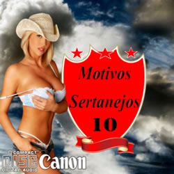 CD - CD Motivos sertanejos 10