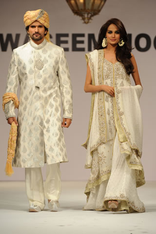 Waseen Noor Wedding , Party Wear dresses 2012