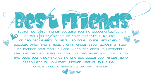 quotes for best friend. Best Friends Poems Quotes